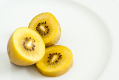 Gold Kiwi Royalty Free Stock Photo