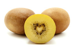 Gold kiwifruit Royalty Free Stock Photo