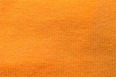 Gold knitted fabric Stock Photo
