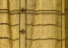 Gold kopierte die Vorhänge, die von hinten beleuchtet wurden Stockbilder