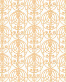 Gold lace Royalty Free Stock Image