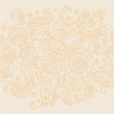 Gold lace Stock Images