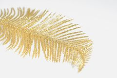 Gold Leaf stock photo