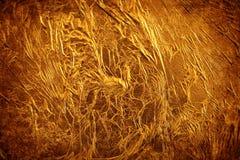 Gold leaf Royalty Free Stock Image
