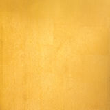 Gold leaf. Texture as background Stock Photo