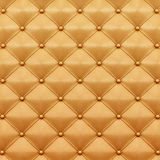 Gold leather Royalty Free Stock Photo