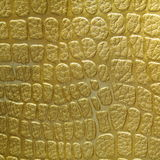 Gold Leather Background - Stock Photos Stock Photography