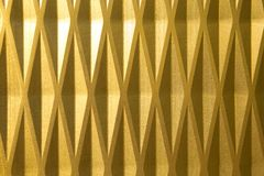 Gold leather texture. able to use as a background. Gold  leather texture or background royalty free stock photo
