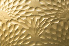 Gold leather texture. able to use as a background. Gold  leather texture or background royalty free stock photos