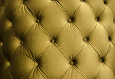 Gold leather texture Stock Photos