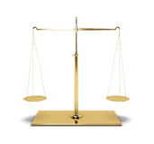 Gold libra Stock Photo