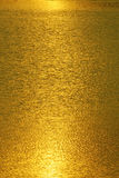 Gold light abstract Stock Photography