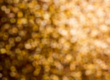 Gold Light Background Stock Photos