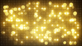 Free Gold Light Disco Wall Abstract Background Stock Photography - 62171492
