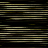 Gold lines geometric on black background, Gold lines texture. Glitter lines pattern. Glitter Geometric Wallpaper. Lines Geometric Pattern, for printing vector illustration