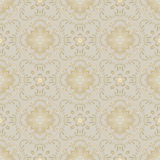 Gold luxury seamless vector pattern background Stock Photography