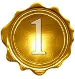 Gold medal Royalty Free Stock Photos