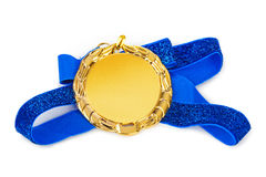 Gold medal Royalty Free Stock Photos