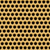 Gold mesh Royalty Free Stock Images