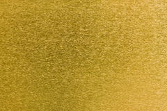 Gold metal alloy texture close up, made from gold silver and cop Royalty Free Stock Image