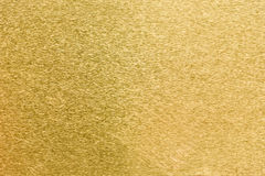 Gold metal alloy texture close up, made from gold silver and cop Stock Image