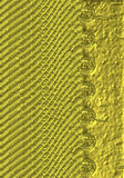 Gold metal background Stock Photo