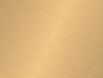 Gold metal background Royalty Free Stock Images
