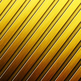 Gold metal background Royalty Free Stock Photo