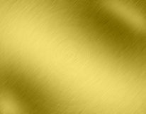 Gold metal backgrounds. Or metal texture royalty free illustration