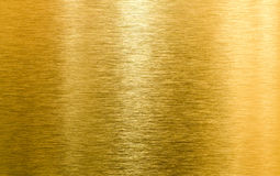Gold metal high quality texture Stock Image
