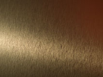 Gold metal surface royalty free stock images