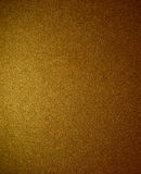 Gold metal texture Royalty Free Stock Images