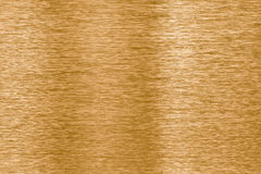 Gold metal texture background Stock Image