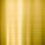 Gold metal texture Royalty Free Stock Image