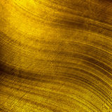 Gold metal texture Stock Images