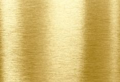 Gold metal texture. Gold shining metal texture background Stock Photo