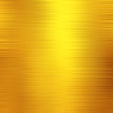Gold metallic background, linen texture, bright festive backgrou Royalty Free Stock Photography