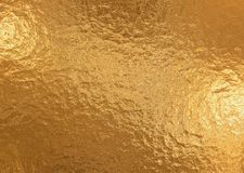 Free Gold Metallic Background, Linen Texture, Bright Festive Background Stock Images - 118161164