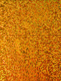 Gold metallic paper Stock Images