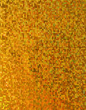 Gold metallic paper Stock Photography