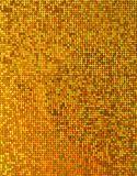 Gold metallic paper Stock Photo