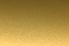 Gold metallic texture background Stock Image