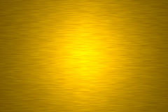 Gold Metallplatten Stockfotografie