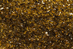 Gold mica texture Royalty Free Stock Images
