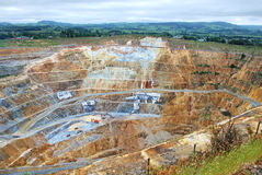 Gold mine Stock Images