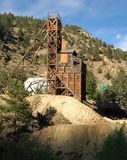 Gold Mine stock photography