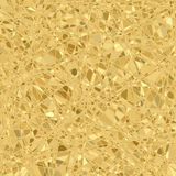 Gold mosaic background. EPS 8 Royalty Free Stock Image