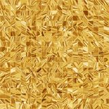 Gold mosaic background. EPS 10 Royalty Free Stock Photos