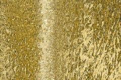 Gold mosaic pattern Royalty Free Stock Photo