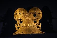 Gold Museum Museo Del Oro, Bogota, Kolumbien Stockfotos